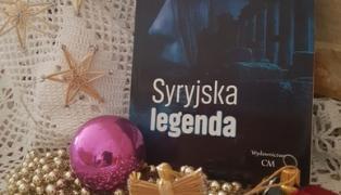 Czytam dla przyjemności - recenzja Syryjskiej legendy